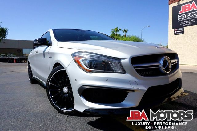 2015 Mercedes-Benz CLA45 AMG CLA Class 45 Performance Pkg HUGE $68k MSRP