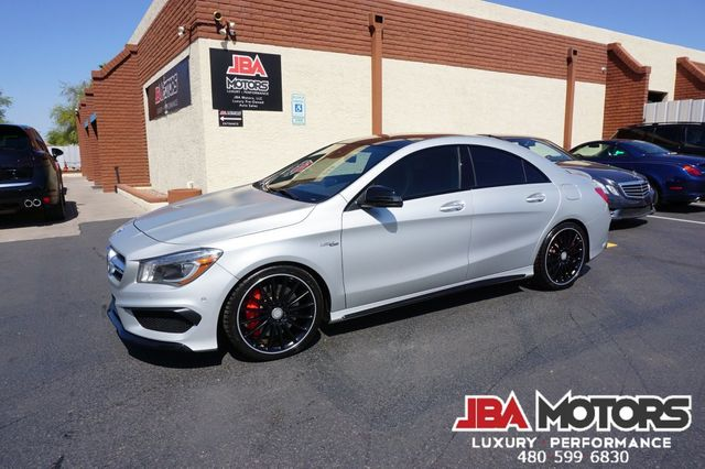 2015 Mercedes-Benz CLA45 AMG CLA Class 45 Performance Pkg HUGE $68k MSRP in Mesa, AZ 85202