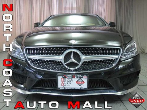 2015 Mercedes-Benz CLS 400 4dr Sedan CLS 400 4MATIC in Akron, OH