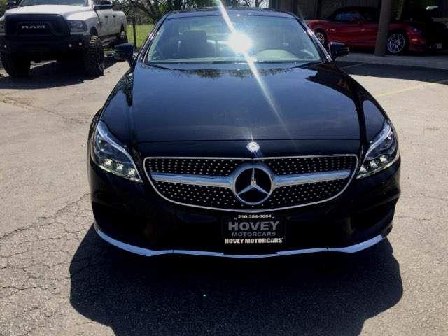 2015 Mercedes-Benz CLS 400 in Boerne, Texas 78006