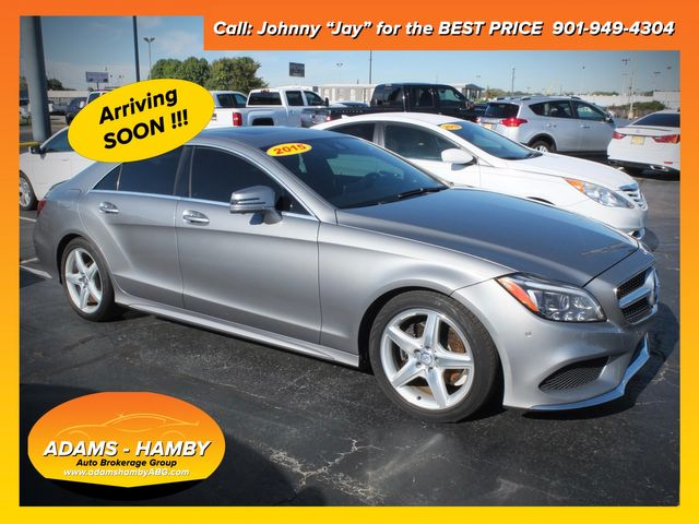 2015 Mercedes-Benz CLS 400 Premium Package 2 with over $13k in OPTIONS in Memphis, TN 38115