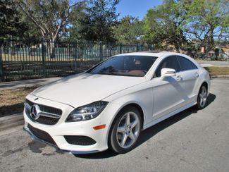 2015 Mercedes-Benz CLS 400 in Miami FL, 33142