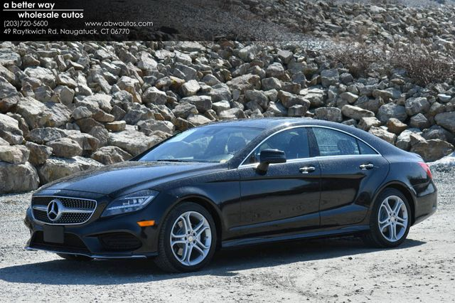 2015 Mercedes-Benz CLS 400 Naugatuck, Connecticut