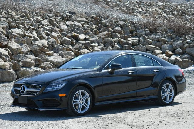 2015 Mercedes-Benz CLS 400 Naugatuck, Connecticut 2