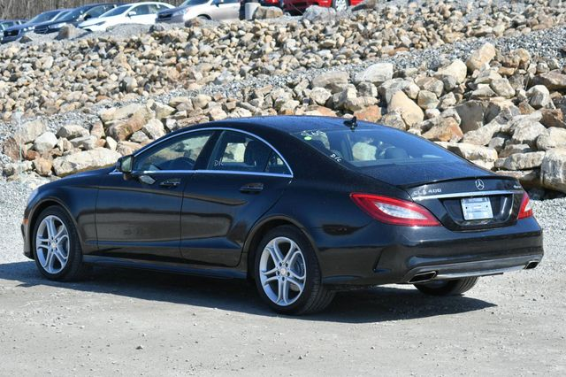 2015 Mercedes-Benz CLS 400 Naugatuck, Connecticut 4