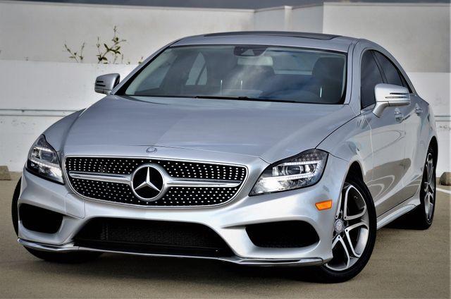 2015 Mercedes-Benz CLS 400 Reseda, CA 1