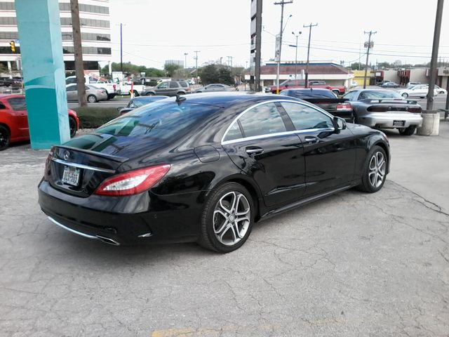 2015 Mercedes-Benz CLS 400 MSRP$80,730.00 San Antonio, Texas 4