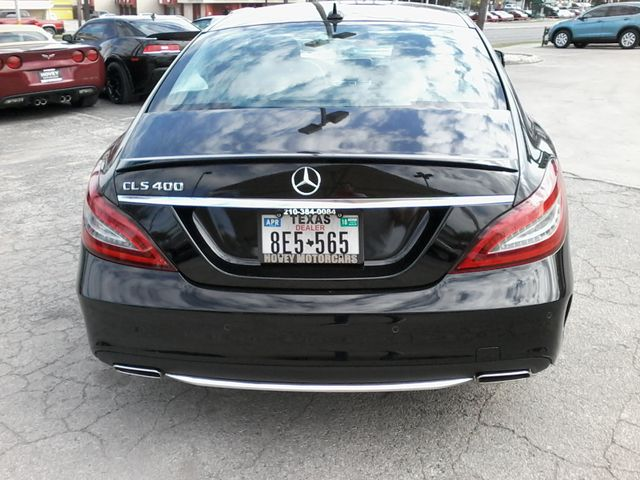 2015 Mercedes-Benz CLS 400 MSRP$80,730.00 San Antonio, Texas 5