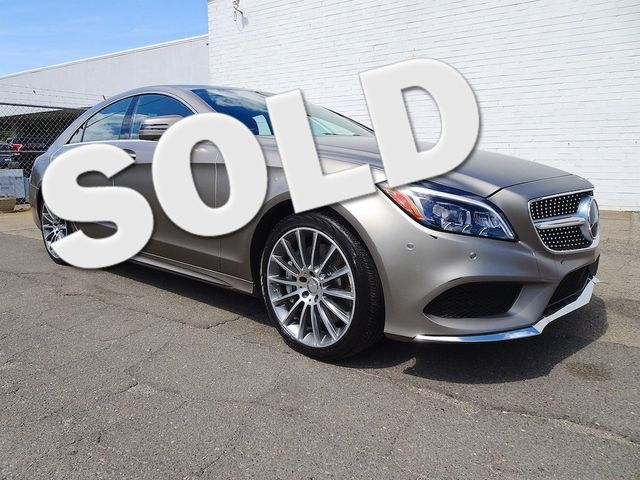 2015 Mercedes-Benz CLS 550 CLS 550 Madison, NC 0