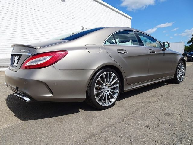 2015 Mercedes-Benz CLS 550 CLS 550 Madison, NC 2