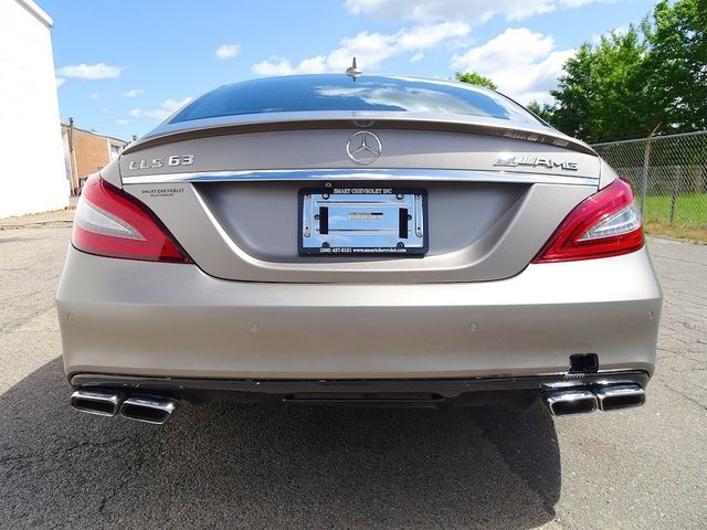 2015 Mercedes-Benz CLS 550 CLS 550 Madison, NC 3