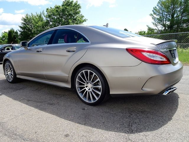 2015 Mercedes-Benz CLS 550 CLS 550 Madison, NC 4