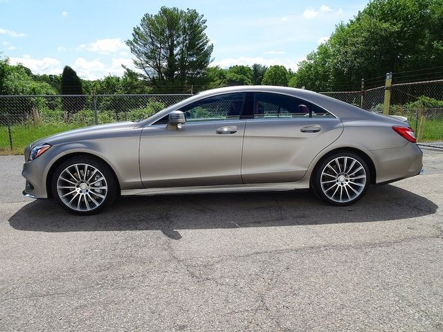 2015 Mercedes-Benz CLS 550 CLS 550 Madison, NC 5