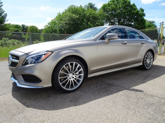 2015 Mercedes-Benz CLS 550 CLS 550 Madison, NC 6