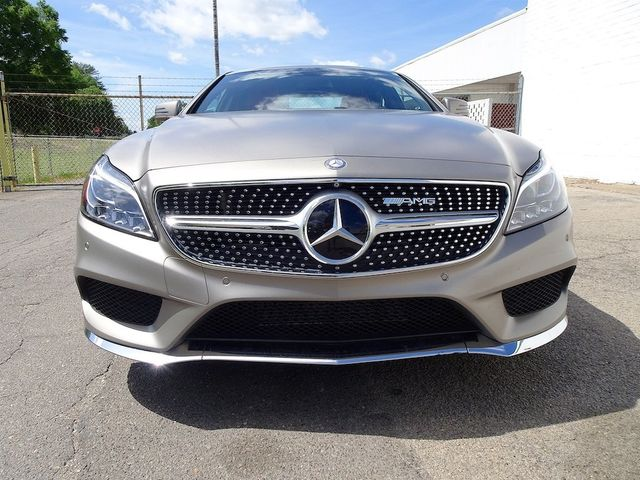 2015 Mercedes-Benz CLS 550 CLS 550 Madison, NC 7