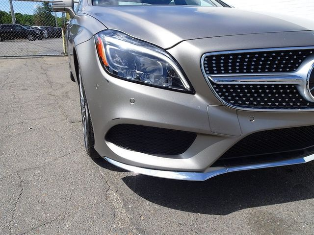 2015 Mercedes-Benz CLS 550 CLS 550 Madison, NC 8
