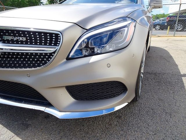 2015 Mercedes-Benz CLS 550 CLS 550 Madison, NC 9