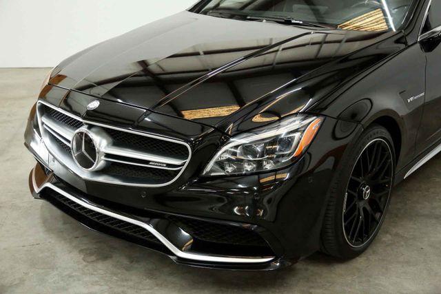 2015 Mercedes-Benz CLS 63 AMG S-Model Houston, Texas 6