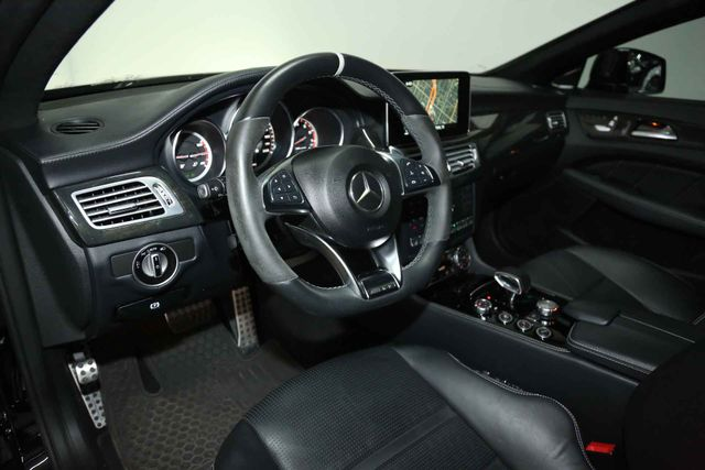 2015 Mercedes-Benz CLS 63 AMG S-Model Houston, Texas 13