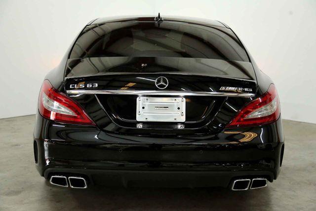 2015 Mercedes-Benz CLS 63 AMG S-Model Houston, Texas 10