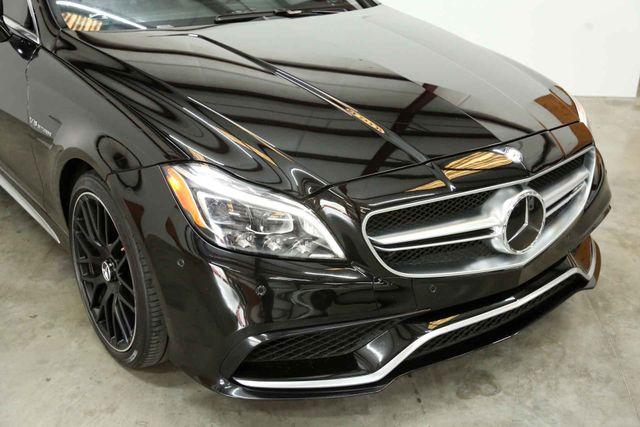 2015 Mercedes-Benz CLS 63 AMG S-Model Houston, Texas 4