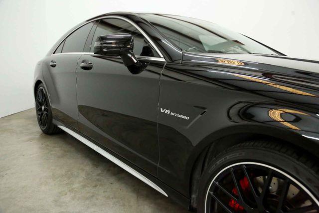 2015 Mercedes-Benz CLS 63 AMG S-Model Houston, Texas 7