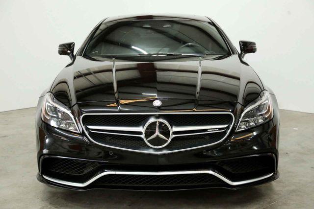 2015 Mercedes-Benz CLS 63 AMG S-Model Houston, Texas 2