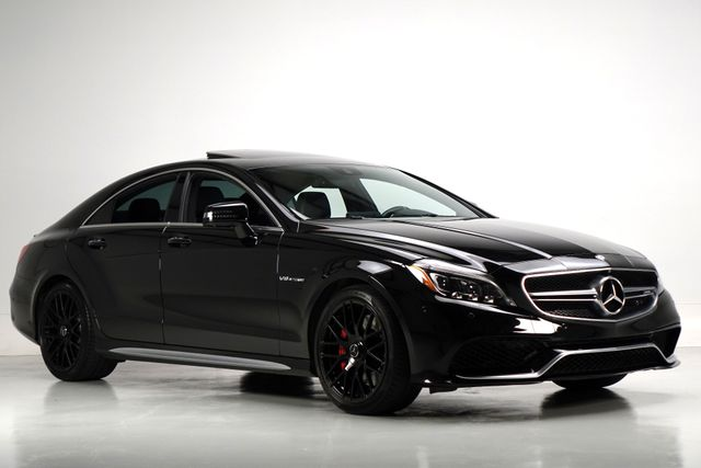 2015 Mercedes-Benz CLS 63 in Plano TX