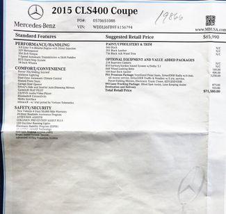 2015 Mercedes-Benz CLS-Class CLS400 in Alexandria VA