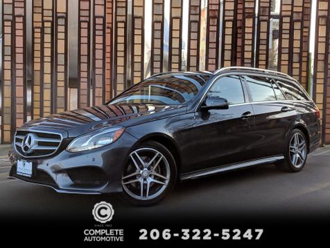 2015 Mercedes-Benz E 350 4Matic Wagon Sport Package All Wheel Drive 1 Owner 24,000 Miles in Seattle