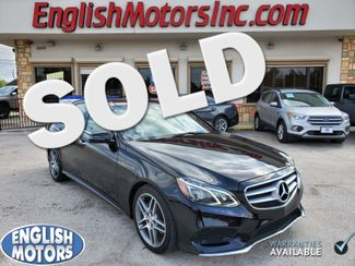 2015 Mercedes-Benz E 350 in Brownsville, TX