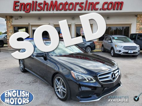 2015 Mercedes-Benz E 350 Sport in Brownsville, TX