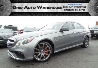 2015 Mercedes-Benz E 63 AMG S-Model AWD 577HP 1-Own Cln Carfax We Finance  | Canton, Ohio | Ohio Auto Warehouse LLC in Canton Ohio