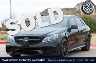 2015 Mercedes-Benz E 63 AMG S-Model in Rowlett