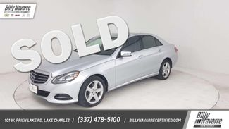 2015 Mercedes-Benz E Class E350  city Louisiana  Billy Navarre Certified  in Lake Charles, Louisiana