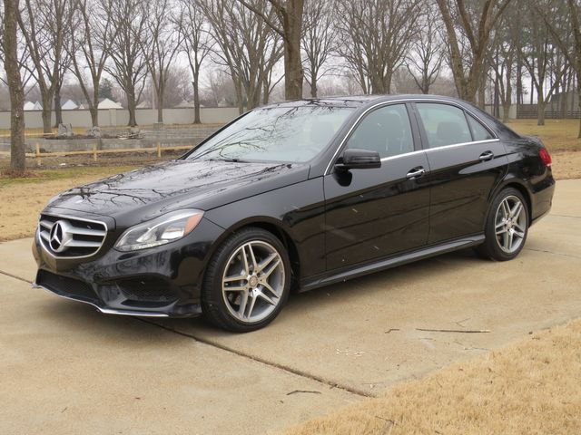 2015 Mercedes-Benz E350 4Matic