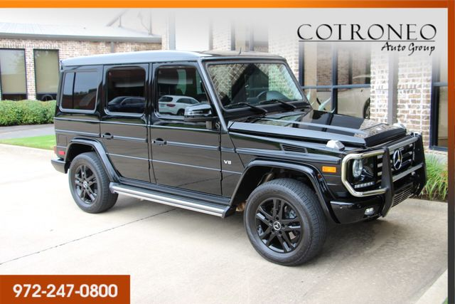 2015 Mercedes-Benz G 550 in Addison TX, 75001
