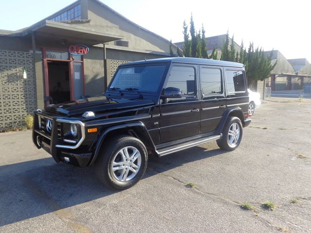 2015 Mercedes-Benz G 550 Los Angeles, CA