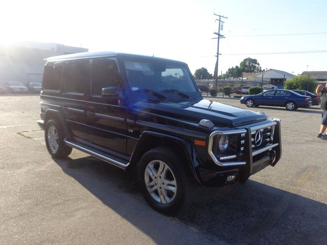 2015 Mercedes-Benz G 550 Los Angeles, CA 1