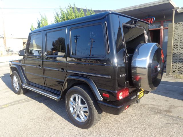 2015 Mercedes-Benz G 550 Los Angeles, CA 4
