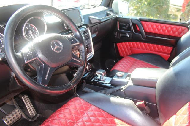 2015 Mercedes-Benz G 63 AMG Houston, Texas 17