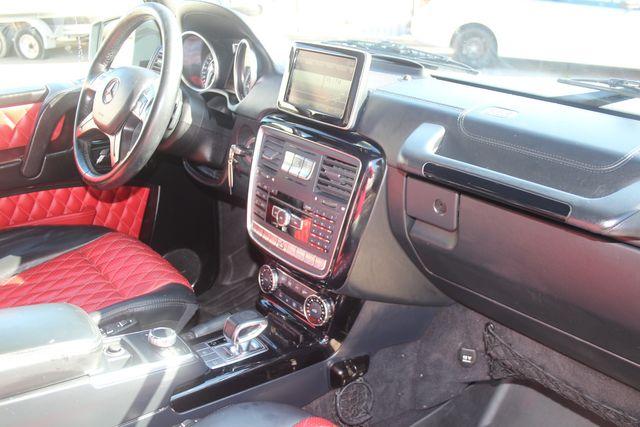 2015 Mercedes-Benz G 63 AMG Houston, Texas 26