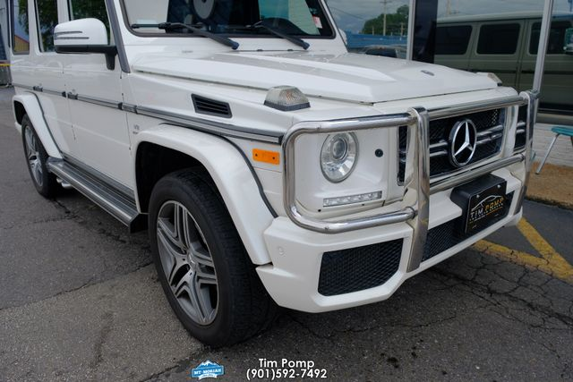 2015 Mercedes-Benz G 63 AMG DESIGNO INTERIOR / PEARL WHITE PAINT in Memphis, Tennessee 38115