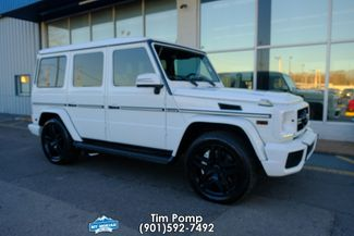 2015 Mercedes-Benz G 63 AMG DESIGNO 2 TONE CREAM AND BLACK in Memphis, Tennessee 38115