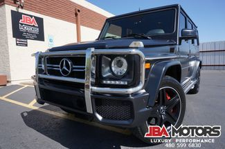 2015 Mercedes-Benz G63 AMG G Class 63 Diamond Stitched in Mesa, AZ 85202