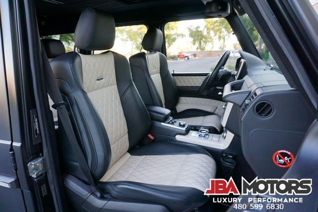 2015 Mercedes-Benz G63 AMG G Class 63 Diamond Stitched in Mesa, AZ 85202