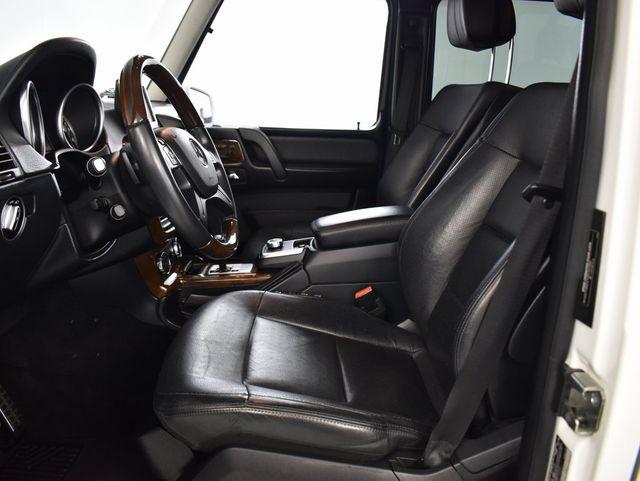 2015 Mercedes-Benz G-Class G 550 4MATIC in McKinney, Texas 75070