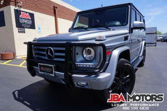 2015 Mercedes-Benz G550 G WAGON G CLASS 550 SUV ~ 1 OWNER ~ LOW MILES!! | MESA, AZ | JBA MOTORS in Mesa AZ