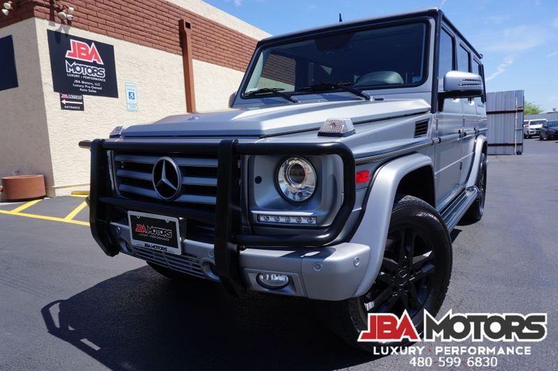 2015 Mercedes-Benz G550 G WAGON G CLASS 550 SUV ~ 1 OWNER ~ LOW MILES!!   MESA, AZ   JBA MOTORS in MESA AZ