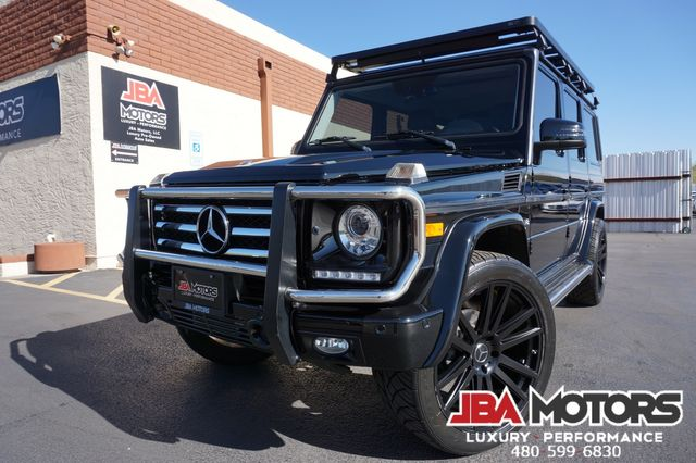 2015 Mercedes-Benz G550 G Class 550 G Wagon ~ ONLY 29K LOW MILES